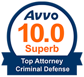 10.0 Superb Avvo Rating